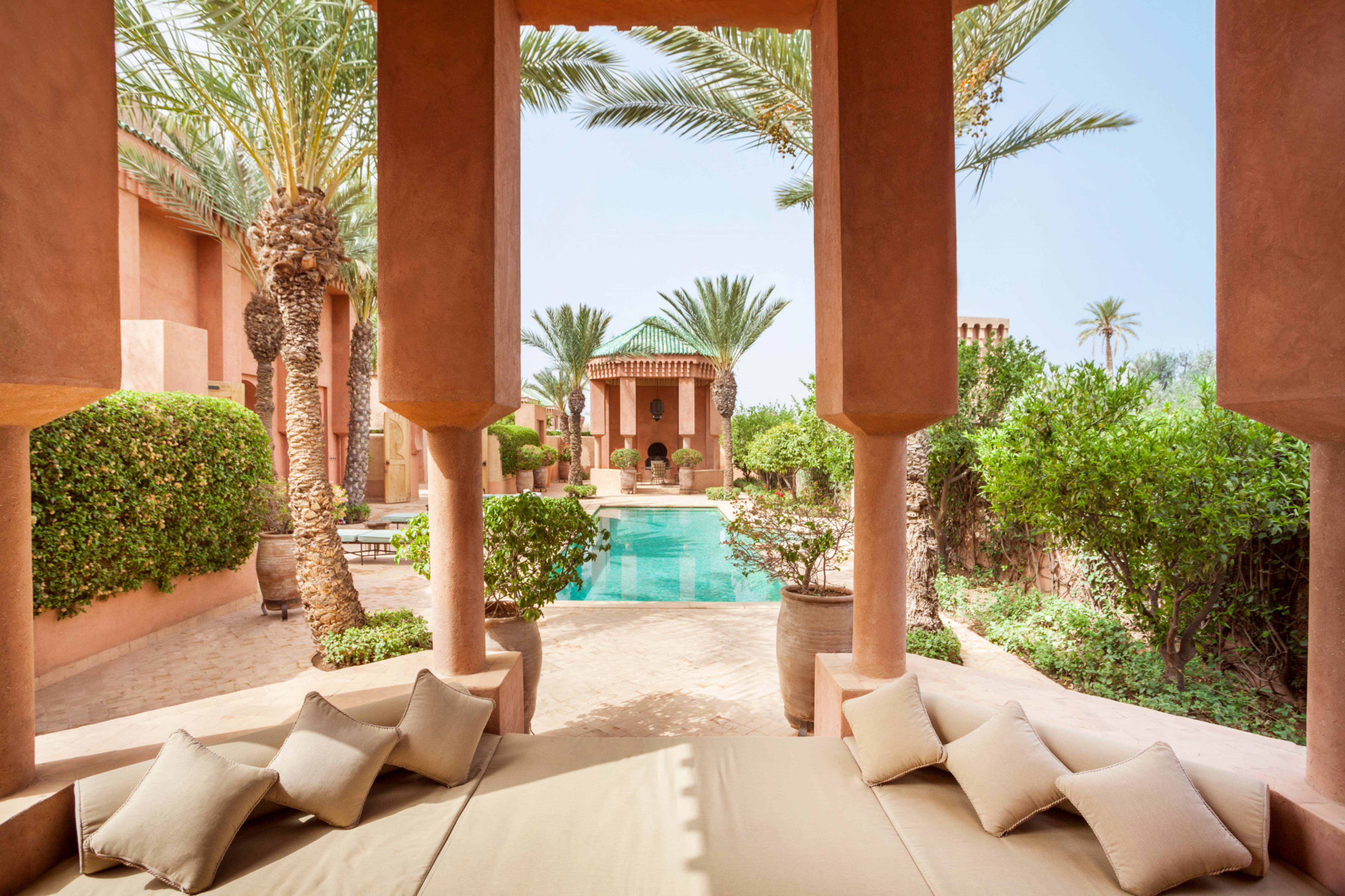 amanjena - marrakesch - emporium travel - luxushotels & luxusreisen