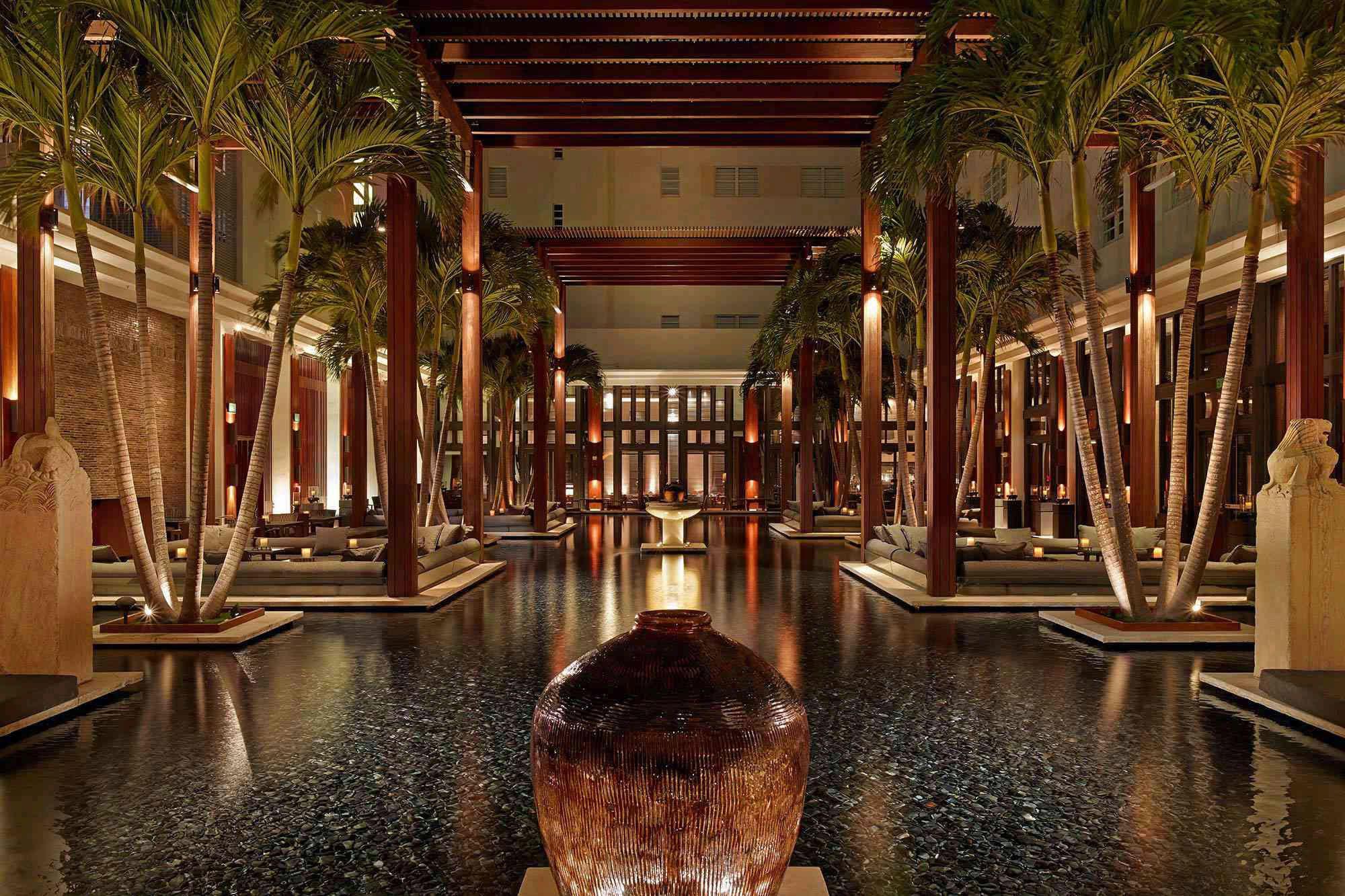 The Setai South Beach Miami Usa Amerika Emporium